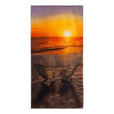 Toalha-de-Praia-Buettner-Linha-Beach-Collection-Exportacao-Estampa-Sunset