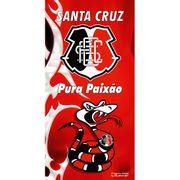 Toalha-de-Banho-Times-de-Futebol---Buettner---Linha-Licenciados---Santa-Cruz