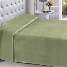 Flanel-Fleece-Solteiro-Verde-Principal