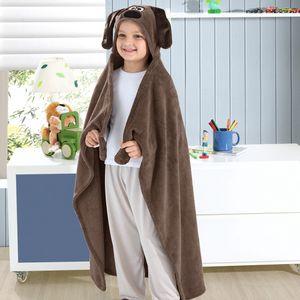 Manta-Infantil-com-Capuz-Bouton-Microfibra-Tigresa