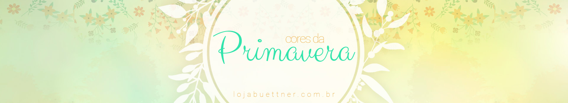 Banner Primavera