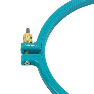 bastidor-de-plastico-redondo-n6-com-16cm-de-diametro-azul-detalhe
