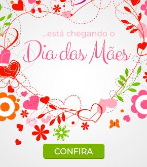 O Dia das Mães está chegando. Compre o melhor presente para sua mãe com descontos especiais - Dia das Mães Loja Buettner | Aproveite!