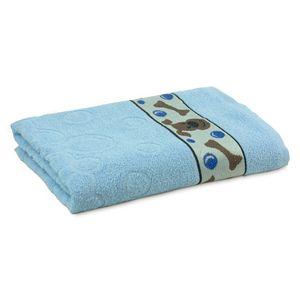 toalha-de-banho-infantil-lufamar-dog-puppies-baby-blue-principal