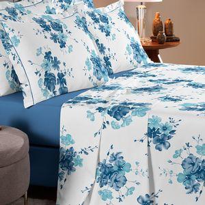 jogo-de-cama-solteiro-180-fios-buettner-aquamarine-azul-detalhe