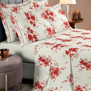 jogo-de-cama-solteiro-180-fios-buettner-aquamarine-vermelha-detalhe