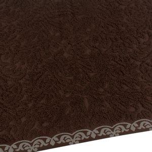 toalha-de-rosto-100-algodao-bouton-damasco-cafe-detalhe