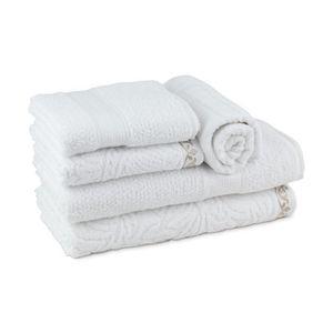 jogo-de-toalhas-5-pecas-100-algodao-bouton-damasco-cor-branco-principal