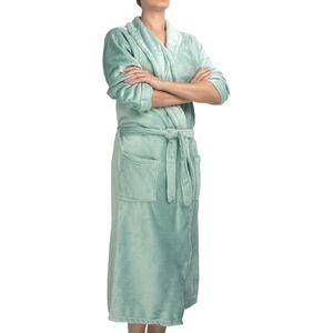 roupao-feminino-flannel-com-manga-tamanho-P-atlantica-sofisticata-premium-agua-marinho-principal
