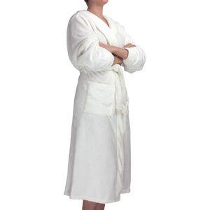 roupao-feminino-flannel-com-manga-tamanho-G-atlantica-sofisticata-premium-branco-principal