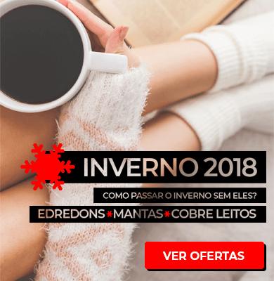 Inverno 2018 - Edredons, Mantas e Cobre Leitos   Loja Buettner   Ver Ofertas!