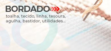 Departamento Bordado - Loja Buettner | Confira!