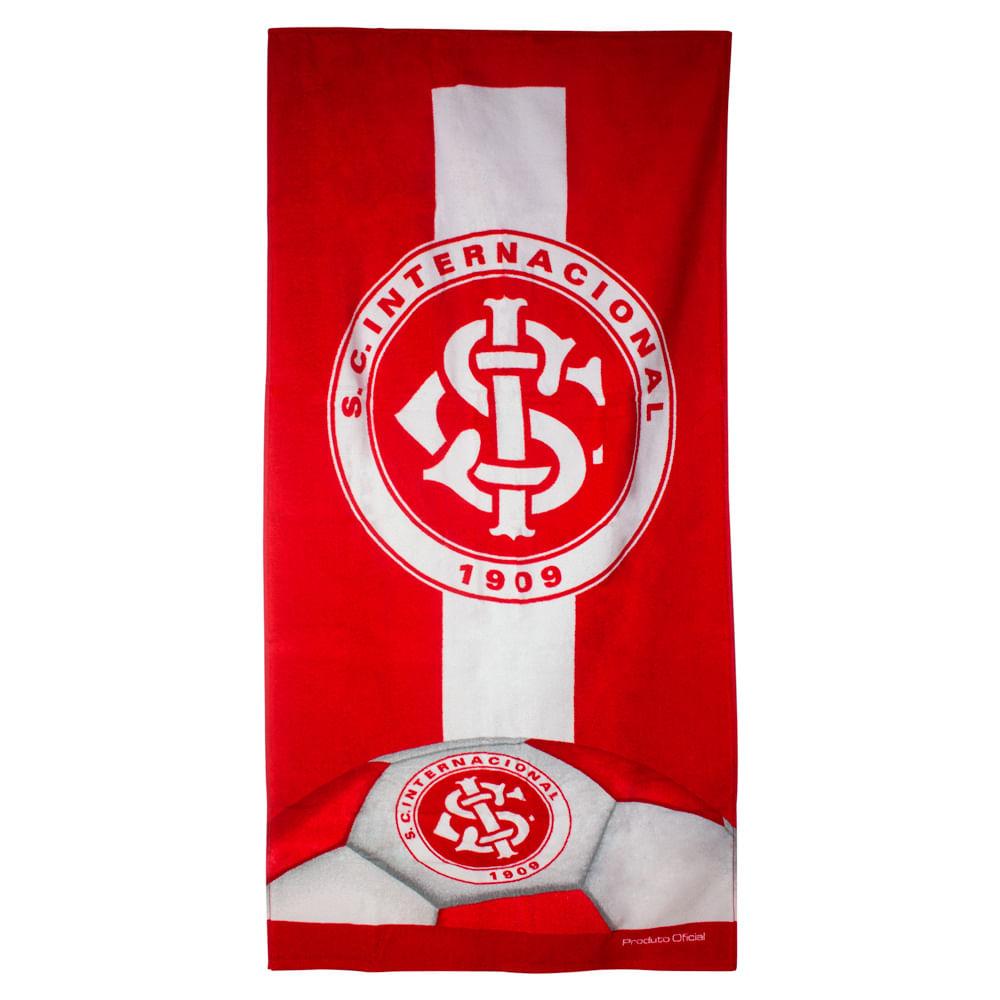 a028a38598 Toalha de Banho de Times de Futebol Aveludada Estampada 70x140cm ...