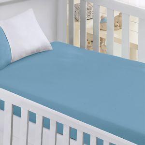 lencol-avulso-para-berco-infantil-com-elastico-em-algodao-buettner-baby-cor-azul-vitrine
