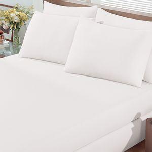 lencol-com-elastico-e-fronhas-casal-queen-size-avulso-malha-penteada-algodao-buettner-basic-Cor-Branco