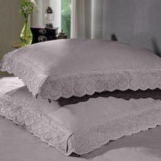 jogo-de-cama-casal-180-fios-com-renda-e-dobra-feita-bouton-dely-Cor-Bege