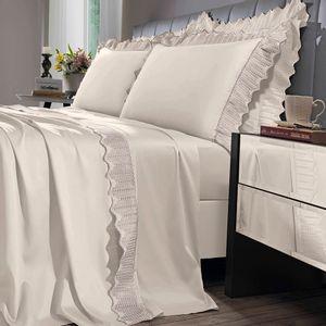 jogo-de-cama-casal-180-fios-com-renda-e-dobra-feita-bouton-leliz-Cor-Perola