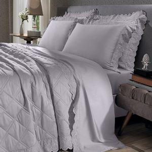cobre-leito-queen-size-180-fios-e-2-porta-travesseiros-com-renda-bouton-emily-Cor-Cinza