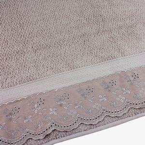 jogo-de-toalhas-5-pecas-em-algodao-500-gramas-por-metro-quadradoe-aplicacao-de-renda-bouton-jaqui-bege-detalhe