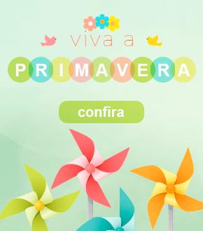 Viva a Primavera, a Estação mais colorida do Ano | Loja Buettner | Aproveite!