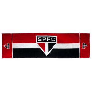Mascote São Paulo em Banho - Toalha de Time de Futebol – lojabuettner 5639b273de76d