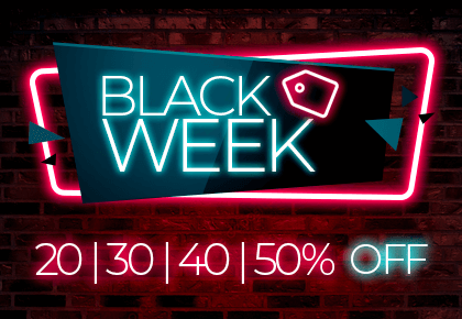95b43a3a3 Black Week - Descontos de 20%