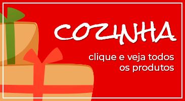 Departamento Cozinha | Loucuras de Natal | Loja Buettner | Confira!