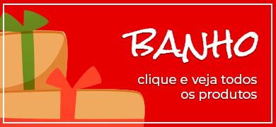Departamento Banho | Loucuras de Natal | Loja Buettner | Confira!