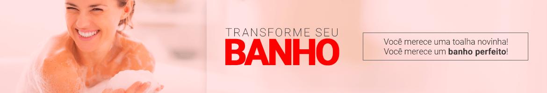 Transforme seu BANHO! Você merece uma toalha novinha! Você merece um banho perfeito! | Loja Buettner | Confira!
