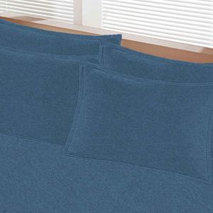 jogo-de-lencol-solteiro-padrao-duas-pecas-malha-penteada-em-algodao-buettner-mix-mescla-cor-azul-mescla-vitrine