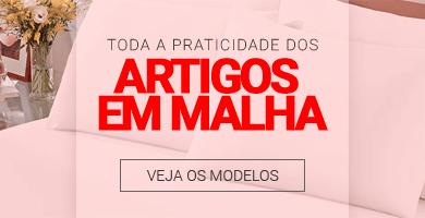 Toda a praticidade dos Artigos em Malha >> Loja Buettner | Veja os Modelos!