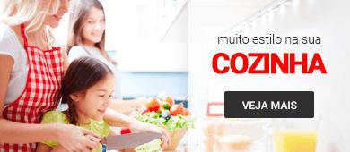Muito estilo na sua Cozinha >> Departamento Cozinha Loja Buettner | Veja Mais!