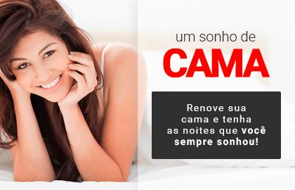 Um sonho de CAMA! Renove a sua cama e tenha as noites que você sempre sonhou! >> Loja Buettner | Confira!