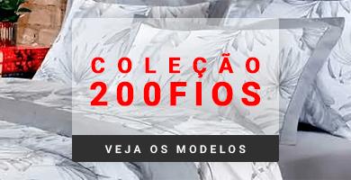 As lindas estampas da Coleção 200 Fios >> Loja Buettner | Veja os Modelos!