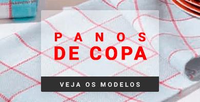 Panos de Copa para o seu Dia a Dia >> Loja Buettner | Veja os Modelos!