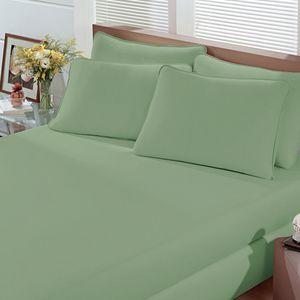 lencol-avulso-com-elastico-queen-size-padrao-malha-penteada-em-algodao-buettner-art-premium-cor-verde-orvalho-vitrine