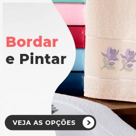 As melhores e mais lindas Toalhas para Bordar >> Loja Buettner | Veja os Modelos!