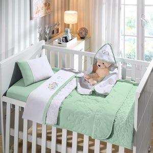 jogo-de-berco-3-pecas-em-malha-em-algodao-bordada-buettner-baby-teddy-soninho-verde-vitrine