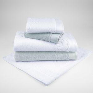 jogo-de-toalhas-5-pecas-em-algodao-460gr-bouton-francis-cor-branco-e-prata-principal
