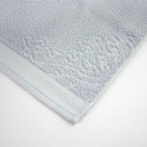 toalha-de-rosto-50x80cm-em-algodao-460gr-bouton-francis-cor-cinza-detalhe