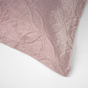 colcha-microfibra-queen-size-em-matelasse-sem-costura-com-dois-porta-travesseiros-buettner-lotus-rose-detalhe