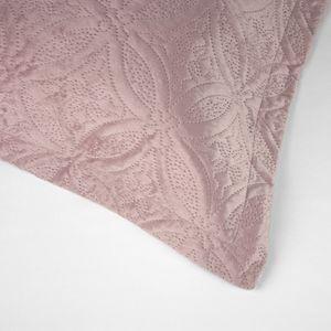 colcha-microfibra-king-size-em-matelasse-sem-costura-com-dois-porta-travesseiros-buettner-lotus-rose-detalhe