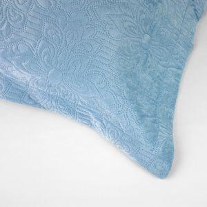 colcha-microfibra-queen-size-em-matelasse-sem-costura-com-dois-porta-travesseiros-buettner-enos-azul-detalhe
