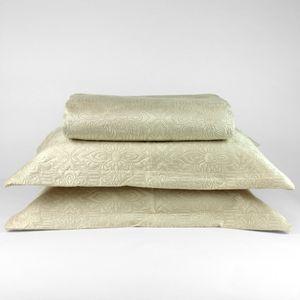 colcha-microfibra-king-size-em-matelasse-sem-costura-com-dois-porta-travesseiros-buettner-enos-palha-principal