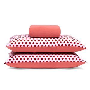 jogo-de-lencol-king-size-em-algodao-com-fronha-estampada-buettner-basic-poa-vermelho-goiaba-principal