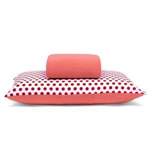 jogo-de-lencol-solteiro-em-algodao-com-fronha-estampada-buettner-basic-poa-vermelho-goiaba-principal