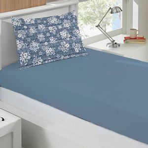 jogo-de-lencol-solteiro-em-algodao-com-fronha-estampada-buettner-basic-gabriela-azul-jeans-vitrine