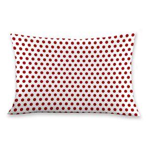 jogo-de-lencol-king-size-em-algodao-com-fronha-estampada-buettner-basic-poa-vermelho-goiaba-detalhe