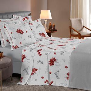 jogo-de-cama-king-size-4-pecas-180-fios-buettner-reflete-georgia-vermelho-vitrine