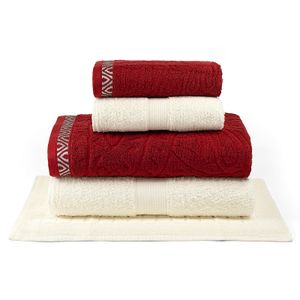 jogo-de-toalhas-5-pecas-em-algodao-500gr-bouton-persa-cor-marsala-e-perola-principal
